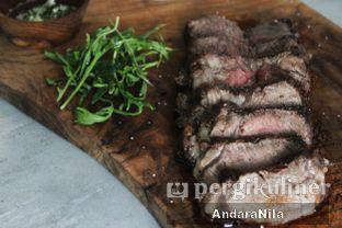 Foto 6 - Makanan(Grilled Wagyu Striploin) di Atico by Javanegra oleh AndaraNila