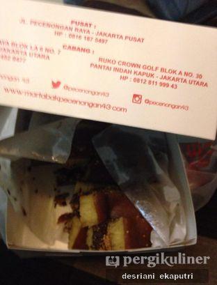 Foto 2 - Makanan di Martabak Pecenongan 43 oleh Desriani Ekaputri (@rian_ry)