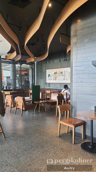 Foto review Starbucks Coffee oleh Audry Arifin @makanbarengodri 4