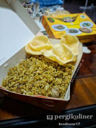 Foto 1 - Makanan(sanitize(image.caption)) di Nasi Goreng Kebuli Apjay Pak Ivan oleh Sillyoldbear.id