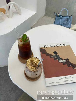 Foto review Tatei Cafe oleh Francine Alexandra 2