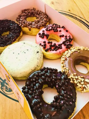 Foto 1 - Makanan di J.CO Donuts & Coffee oleh IG : @hungrydith