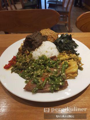 Foto 1 - Makanan di Nasi Kapau Sodagar oleh UrsAndNic