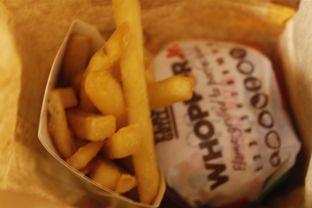 Foto 3 - Makanan(Paket Burger) di Burger King oleh Novita Purnamasari