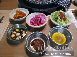 Foto 1 - Makanan di Magal Korean BBQ oleh @NonikJajan