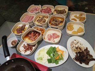 Foto 1 - Makanan di BBQ Frenzy oleh Ristonny Herady