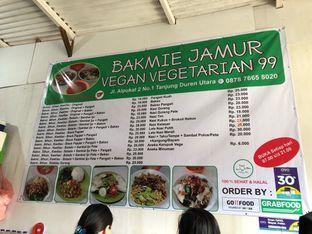 Foto 2 - Menu di Bakmie Jamur Vegan Vegetarian 99 oleh Jeniffer Gracellia