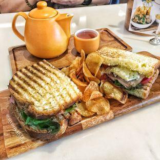 Foto 3 - Makanan di Lewis & Carroll Tea oleh Lydia Adisuwignjo