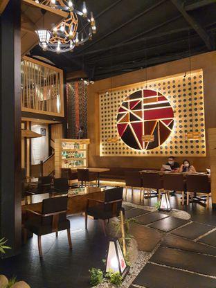Foto 1 - Interior di Okuzono Japanese Dining oleh @christianlyonal