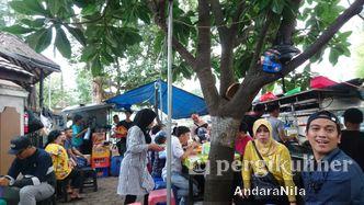 Foto Eksterior di Mie Kocok Kaki Sapi Mang Nanang Tea