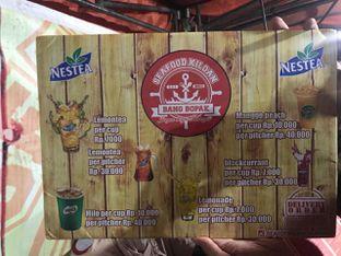 Foto 1 - Menu di Seafood Kiloan Bang Bopak oleh FirmanIndriana Sandi