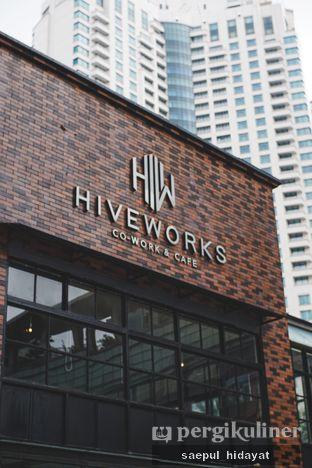 Foto 4 - Eksterior di Hiveworks Co-Work & Cafe oleh Saepul Hidayat