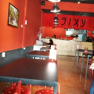 Foto 2 - Interior di Rame Ramen oleh Andin   @meandfood_