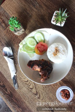 Foto 3 - Makanan(Ayam Bakar Jawa) di Chill Bill Coffees & Platters oleh Achmad Humaidy