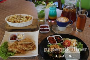 Foto review Bounce Cafe oleh UrsAndNic  3