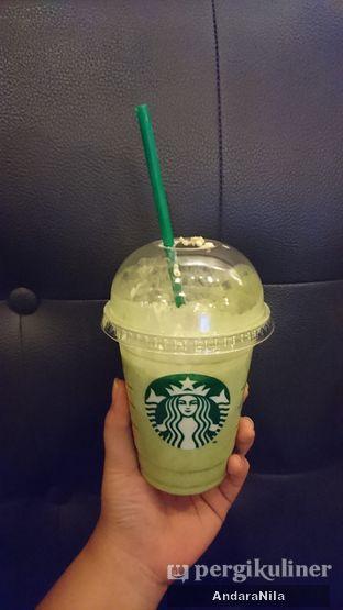 Foto 1 - Makanan di Starbucks Coffee oleh AndaraNila
