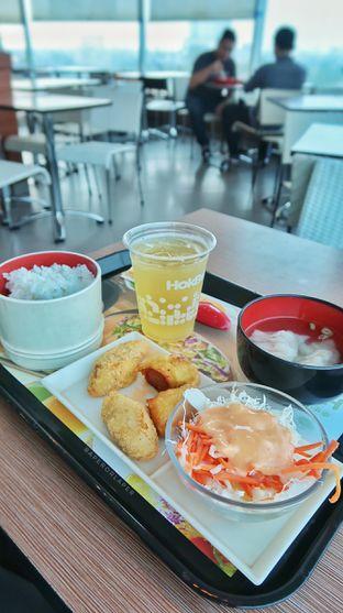Foto - Makanan di Hokben Kiosk oleh Esther Lorensia CILOR