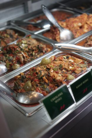 Foto 3 - Makanan di Restoran Beautika Manado oleh @Sibungbung