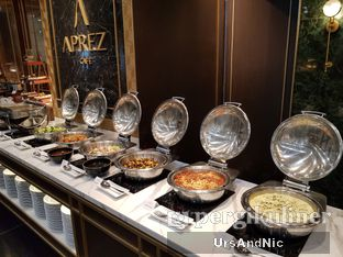Foto 1 - Makanan di Aprez Cafe oleh UrsAndNic