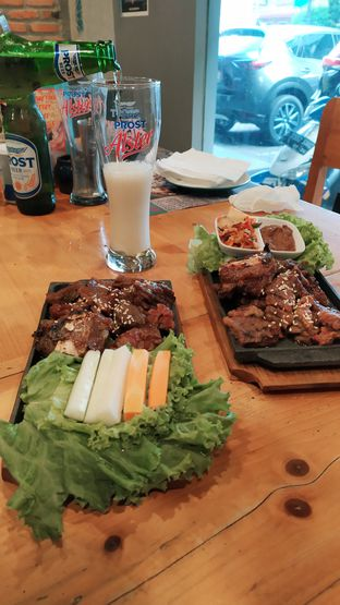 Foto review Jjang Korean Noodle & Grill oleh Ro vy 8