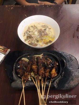 Foto Makanan di Sop Kaki & Sate Kambing Bang Hasan Kumis