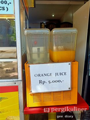 Foto review Orange Juice oleh Genina @geeatdiary 5