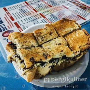 Foto 1 - Makanan(Roti Bakar Medium 2 Rasa Cokelat Keju) di Roti Bakar Eddy oleh Saepul Hidayat