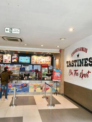 Foto review KFC oleh Prido ZH 2