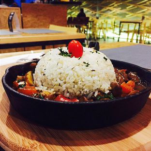 Foto 1 - Makanan(BEEF STROGRANOFF 45K) di Meatology oleh @tasteofbandung