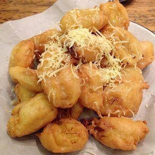 Foto 2 - Makanan(Banana Fritters) di My Kopi-O! oleh Milly