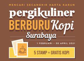 PergiKuliner Berburu Kopi Surabaya