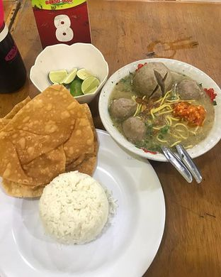 Foto - Makanan di Bakso Solo Samrat oleh Hansen Gunawan