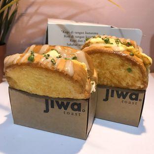Foto review Jiwa Toast oleh M. Awal F 1