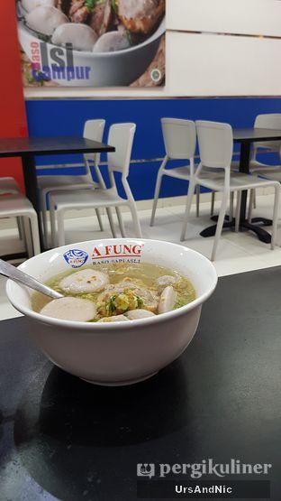 Foto 3 - Makanan di A Fung Baso Sapi Asli oleh UrsAndNic