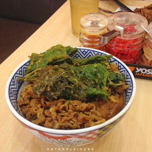 Foto 1 - Makanan di Yoshinoya oleh Eat and Leisure