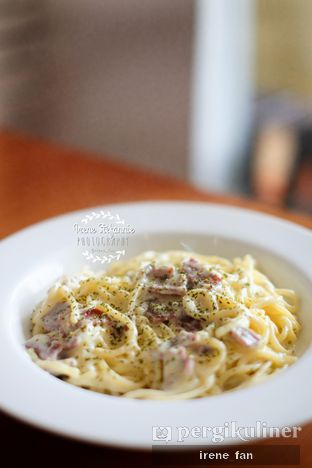 Foto 4 - Makanan(Spaghetti Carbonara) di Legend of Steak by Meaters oleh Irene Stefannie @_irenefanderland