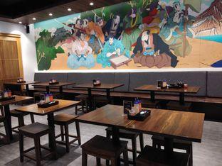Foto 1 - Interior di Abura Soba Yamatoten oleh Ulee