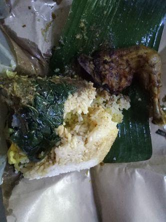 Foto Makanan di RM Garuda Minang