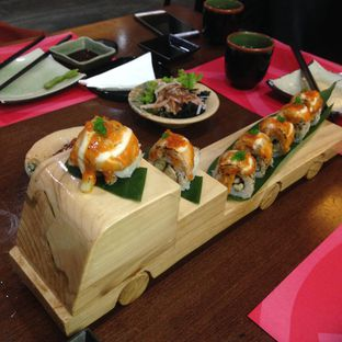 Foto review Shabu Nobu Sushi Nobu oleh Almira  Fatimah 13