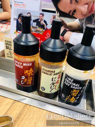 Foto 3 - Makanan(assorted sauce) di Yakiniku Like oleh Sienna Paramitha