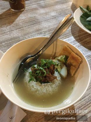 Foto 4 - Makanan(Nasi Timlo Solo) di Angkringan Kapok Lombok oleh Monique @mooniquelie @foodinsnap