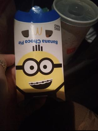 Foto 1 - Makanan di McDonald's oleh @eatfoodtravel