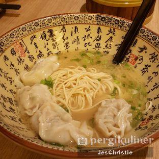 Foto 4 - Makanan(La Mian Pangsit) di Paradise Dynasty oleh JC Wen