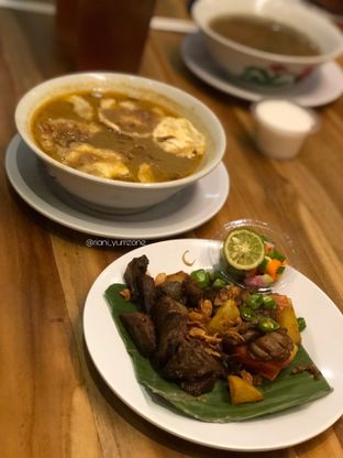 Foto 1 - Makanan di Gerobak Betawi oleh IG @riani_yumzone