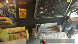 Foto Interior di Level Up Cafe