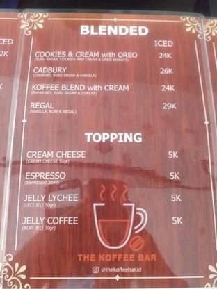 Foto review The Koffee Bar oleh Jonathan Kristian 2