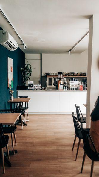 Foto Interior di Ardent Coffee