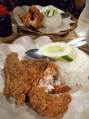 Foto 2 - Makanan di I Am Geprek Bensu oleh Cindy Anfa'u