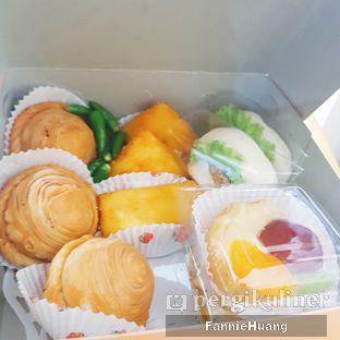 Foto - Makanan di Strawberry Pastel Ufo oleh Fannie Huang||@fannie599