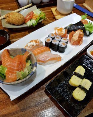 Foto review Kiyadon Sushi oleh Marchella Loofis 1